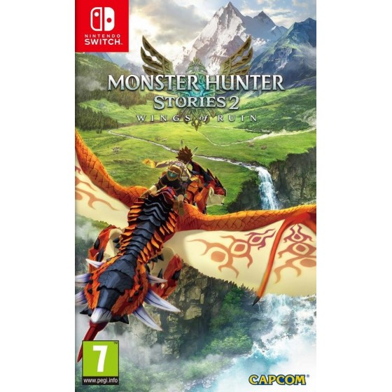 Monster Hunter Stories 2 Wings of Ruin - Switch - The Gamebusters