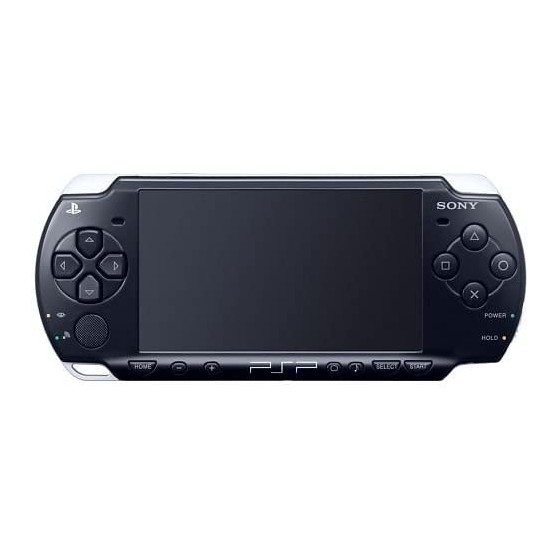 PSP 2004 - PSP - The Gamebusters