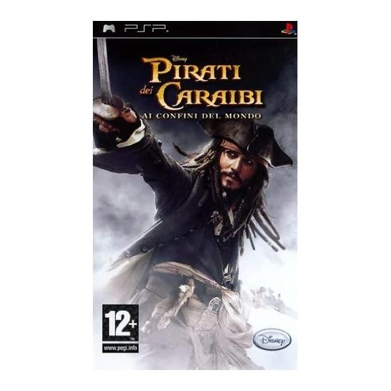 Pirati dei Caraibi - Ai Confini del Mondo - PSP - The Gamebusters