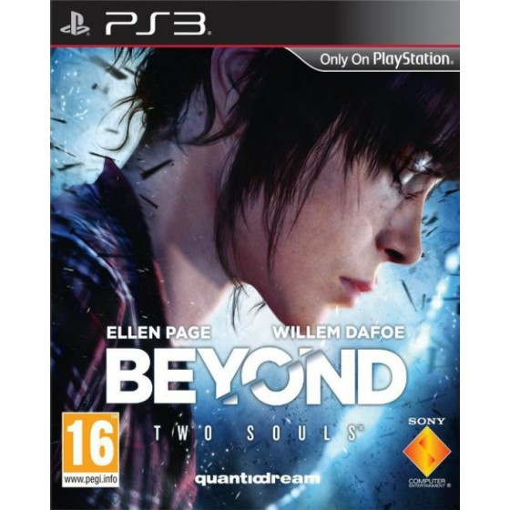 Beyond: Due Anime - PS3
