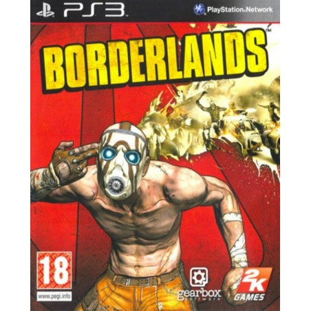 Borderlands - PS3 usato