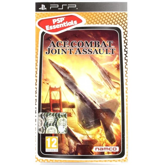 Ace Combat Joint Assault - Essentials - PSP - The Gamebusters