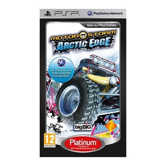 MotorStorm Arctic Edge - Platinum - PSP - The Gamebusters