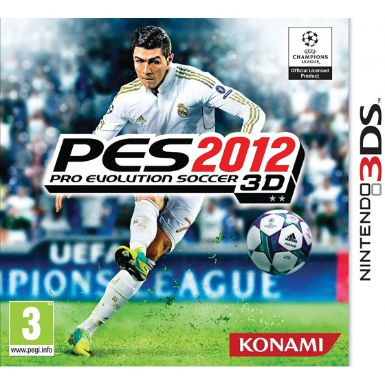 PES 2012 - 3DS - The Gamebusters