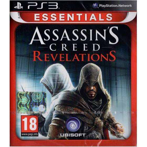 Assassin's Creed Revelations - Essentials - PS3 - The Gamebusters