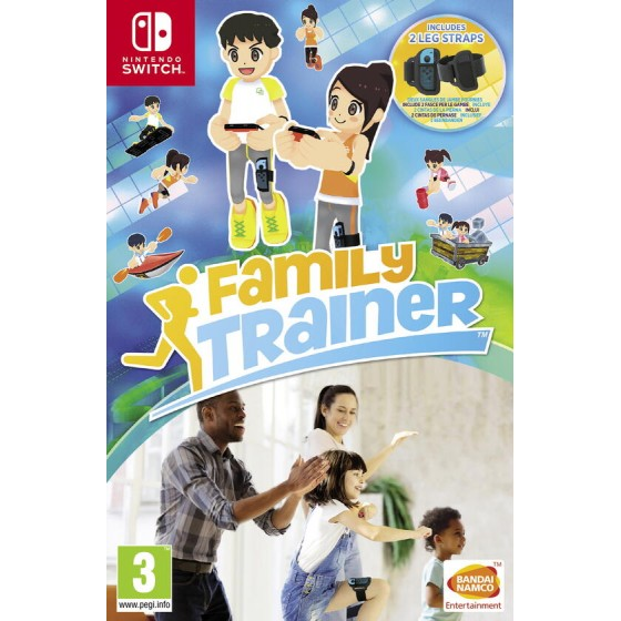 Family Trainer - Switch - The Gamebusters