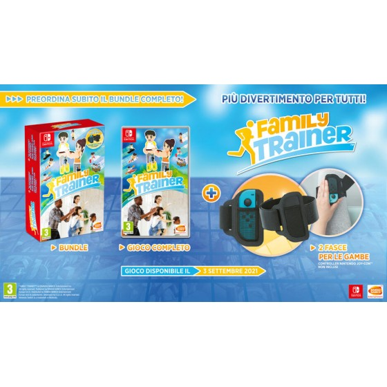 Family Trainer - Switch