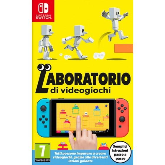 Laboratorio di Videogiochi - Switch - The Gamebusters