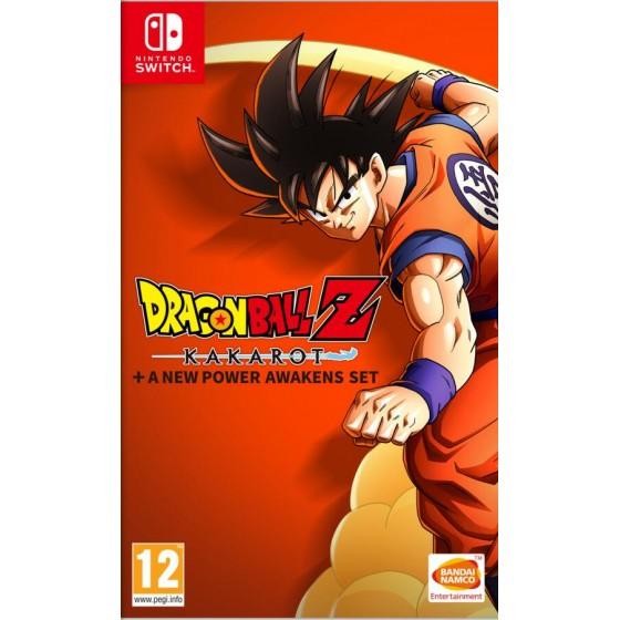 Dragon Ball Z Kakarot - Nintendo Switch - The Gamebusters