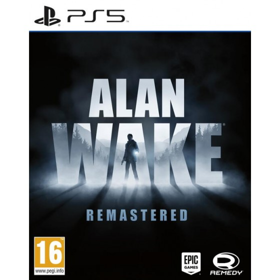 Alan Wake - Remastered - PS5 - The Gamebusters