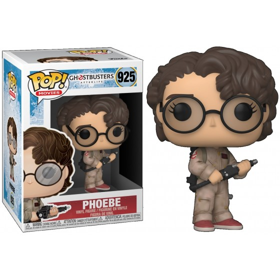 Funko Pop - Phoebe (925) - Ghostbusters After Life - The Gamebusters