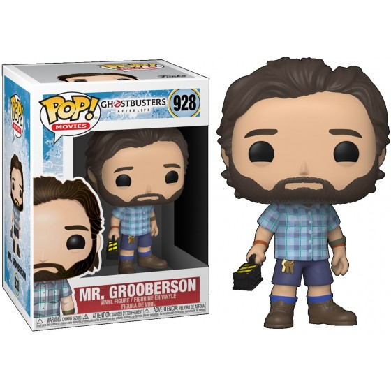 Funko Pop - Mr. Gooberson (928) - Ghostbusters After Life