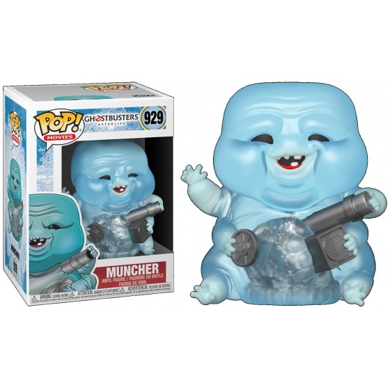 Funko Pop - Muncher (929) - Ghostbusters After Life - The Gamebusters