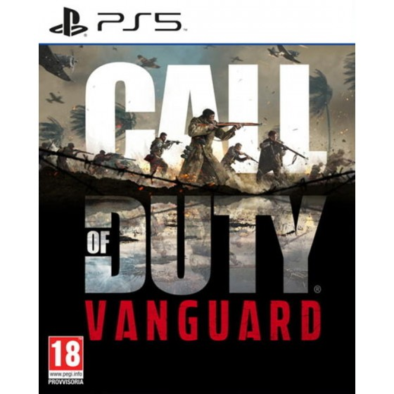 CALL OF DUTY VANGUARD - PS5 - THE GAMEBUSTERS