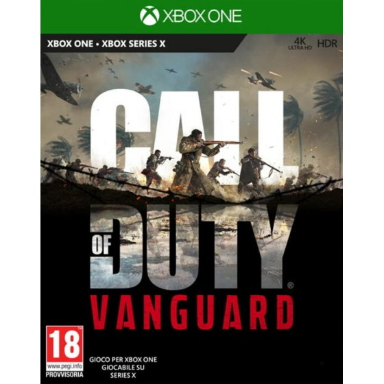 CALL OF DUTY VANGUARD - Xbox One - THE GAMEBUSTERS