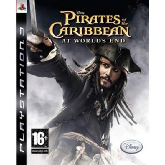 Pirati dei Caraibi - Ai Confini del Mondo - PS3 usato