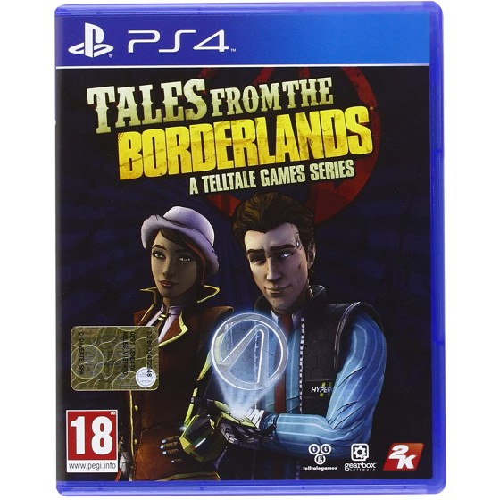 Tales From The Borderlands - PS4 - The Gamebusters