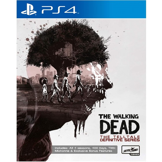 The Walking Dead: The Telltale Definitive Series - PS4 - The Gamebusters
