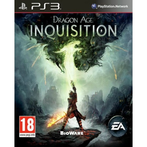 Dragon Age Inquisition - PS3 usato