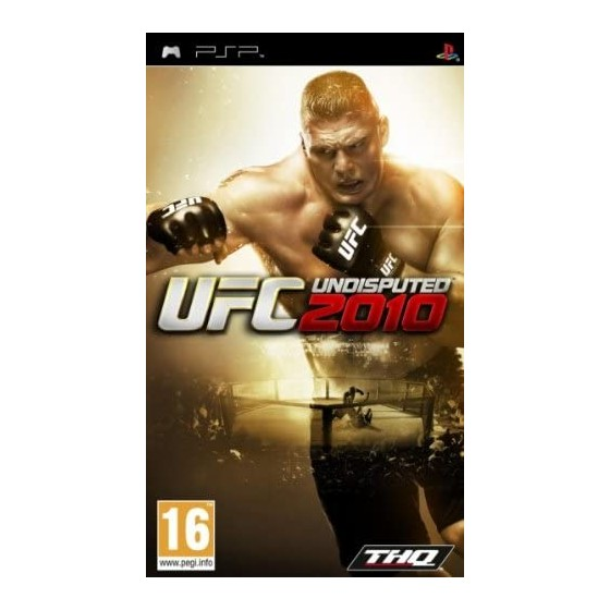 UFC Undisputed 2010 - PSP - The Gamebusters