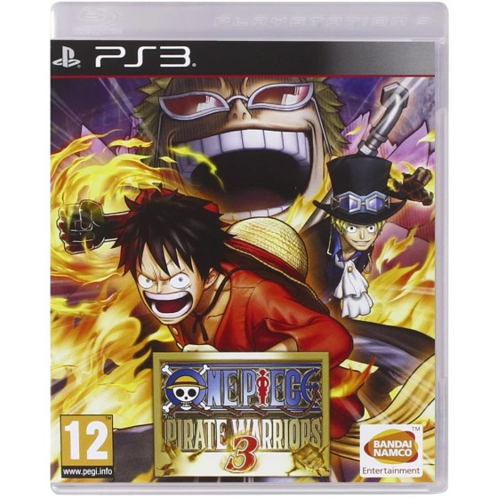 One Piece: Pirate Warriors 3 - PS3 - The Gamebusters