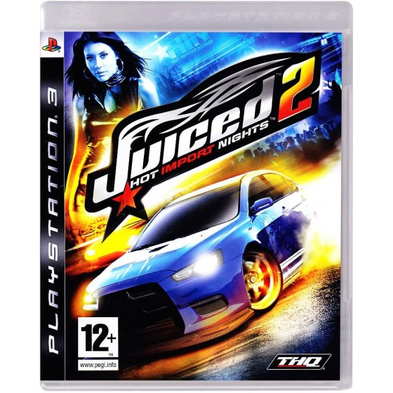 Juiced 2: Hot Import Nights - PS3 - The Gamebusters