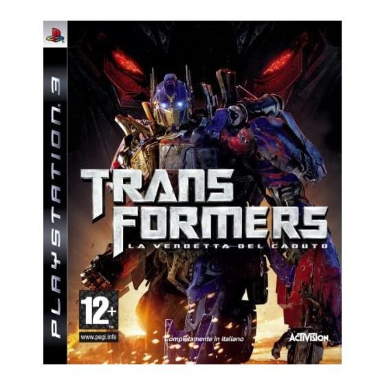 Transformers La Vendetta del Caduto - PS3 - The Gamebusters