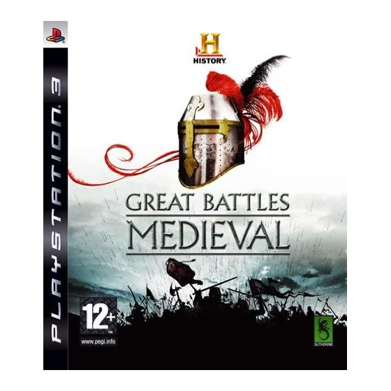 History: Great Battles Medieval - PS3 - The Gamebusters