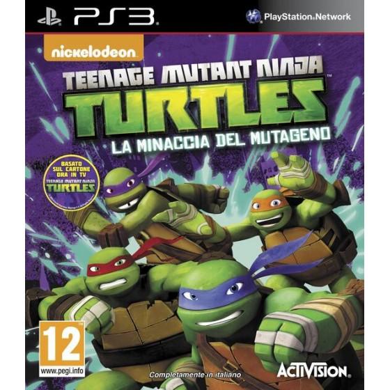 TMNT Teenage Mutant Ninja Turtles - La minaccia del Mutageno - PS3 - The Gamebusters