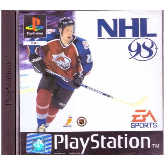 NHL 98 - PS1 - The Gamebusters