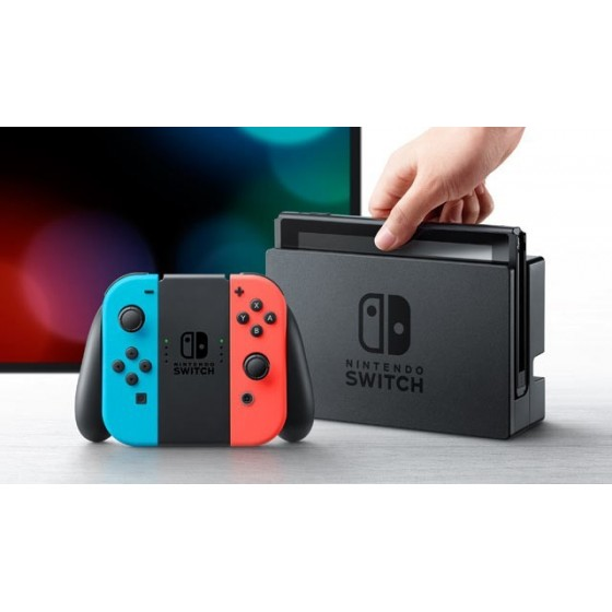 Nintendo Switch - Color Neon
