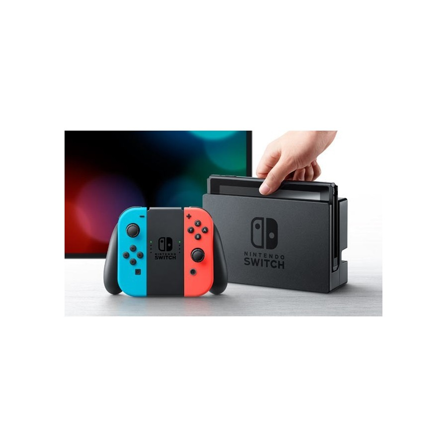 Nintendo Switch - Color Neon