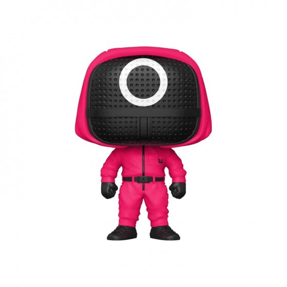 Funko Pop - Red Soldier (Mask) - Squid Game - The Gamebusters