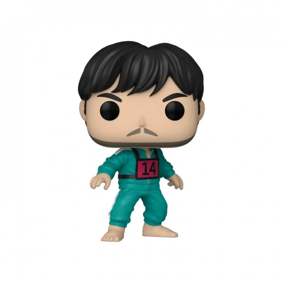Funko Pop - Sang-Woo (218) - Squid Game - The Gamebusters