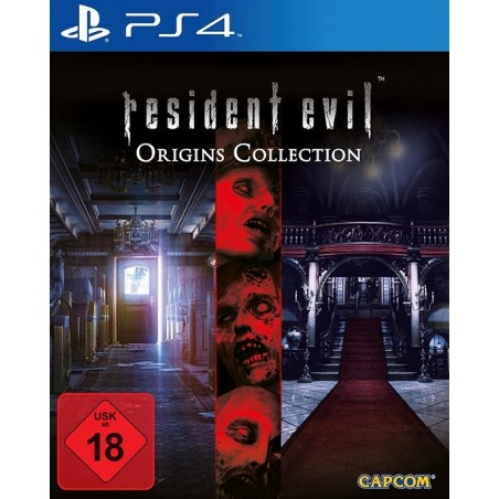 Resident Evil: Origins Collection per ps4