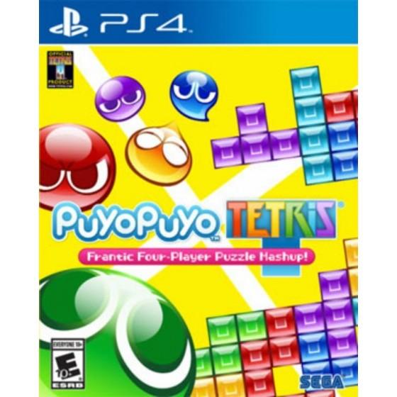 Puyo Puyo Tetris - PS4