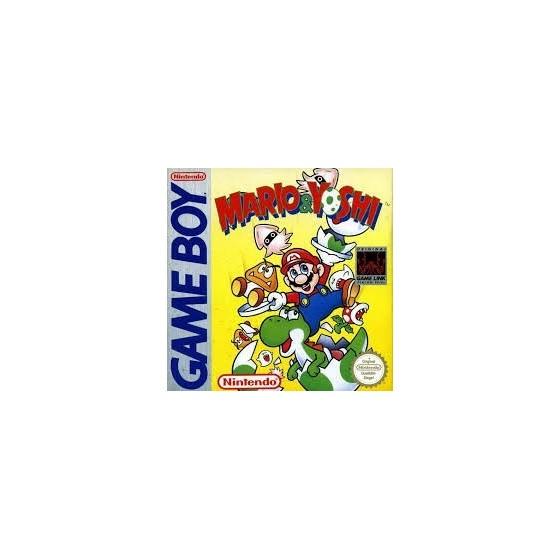 Mario & Yoshi - Game Boy usato