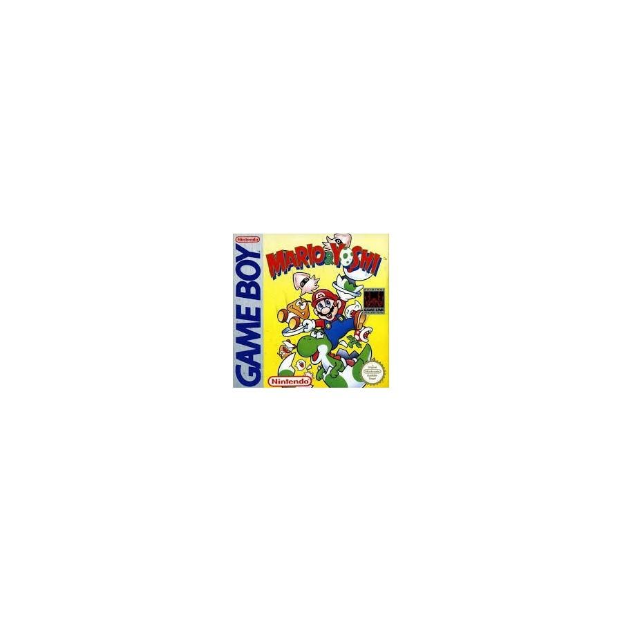 Mario & Yoshi - Game Boy