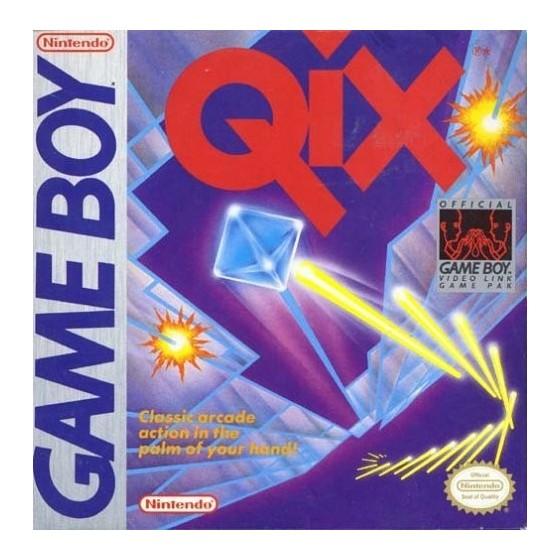 Qix - Game Boy usato