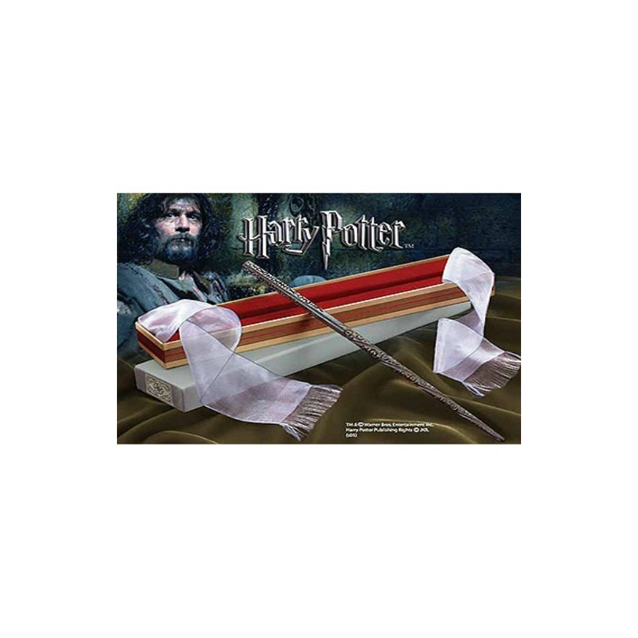Harry Potter-Bacchetta di Sirius Black (Deluxe Edition)