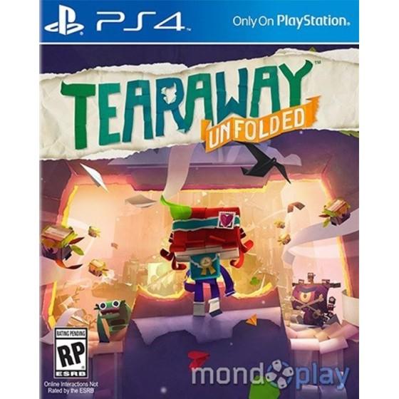 Tearaway: Avventure di Carta - PS4