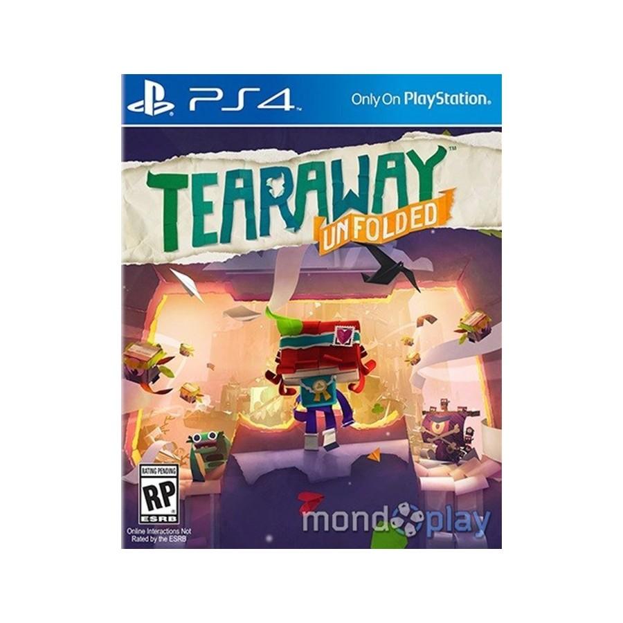 Tearaway: Avventure di Carta ps4