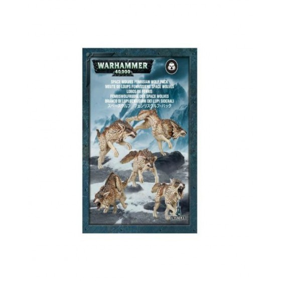 Warhammer 40.000 - Fenrisian Wolves