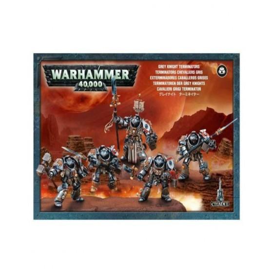 Warhammer 40.000 - Cavalieri Grigi Paladini