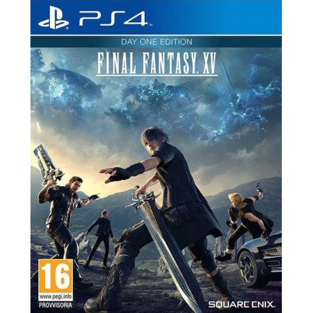 Final Fantasy XV - PS4 usato
