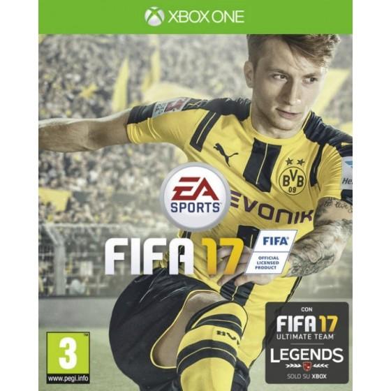 Fifa 17 - Xbox One usato