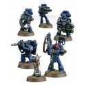 Warhammer 40.000 - Space Marine Devastator Squad - The Gamebusters
