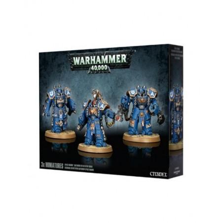 Warhammer 40.000 - Squadra Centurion Devastatrice degli Space Marine