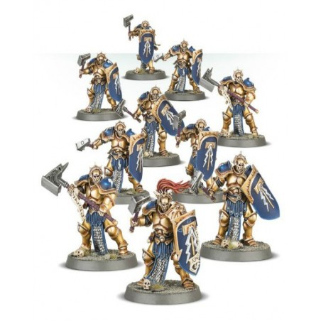 Warhammer Age of Sigmar - Stormcast Eternals Liberators - The Gamebusters