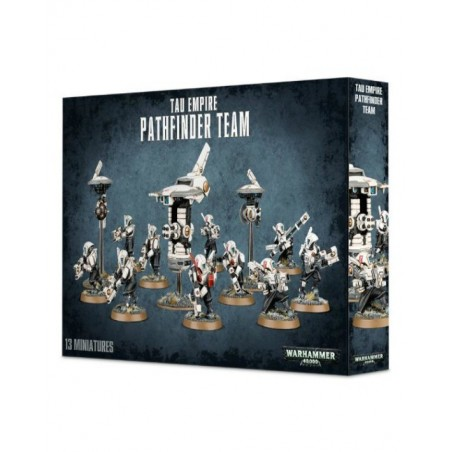 Warhammer 40.000 - Tau Empire Pathfinder Team